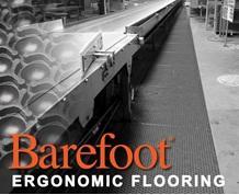 BAREFOOT® ERGONOMIC FLOORING